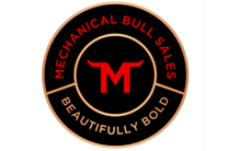 Mechanical Bull Sales Logo